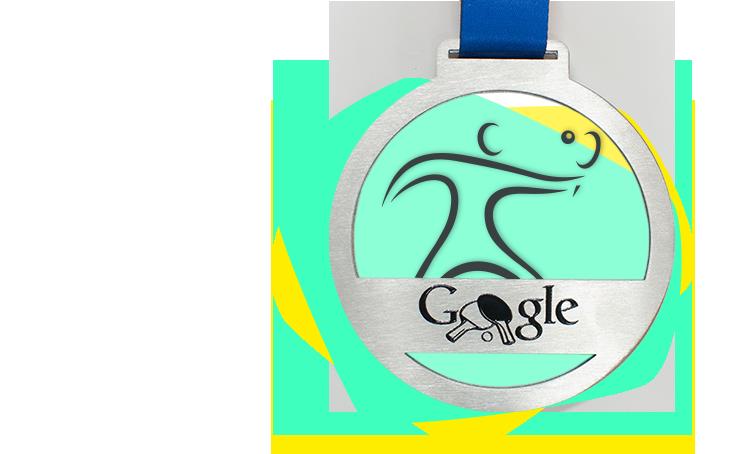 Sport Medaillen für Läufer