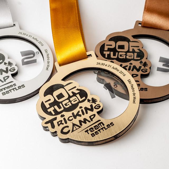 Sport medaillen